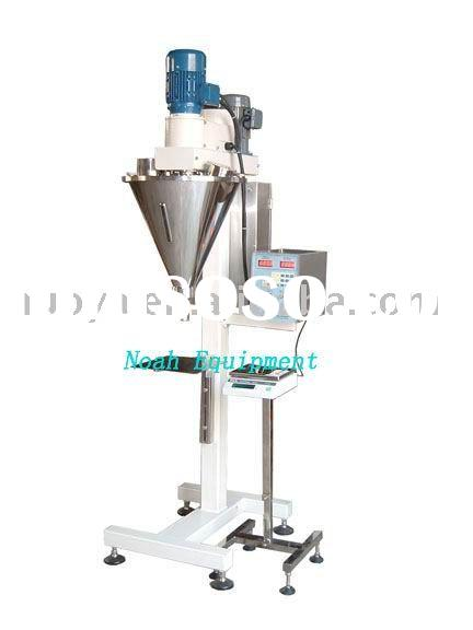 CF-5B Semi-automatic Powder Dosing Filling and Packing Machine
