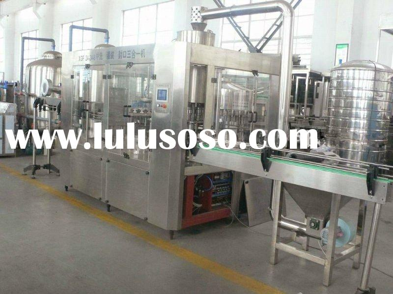 CGF 3-in-1 Pure water filling line