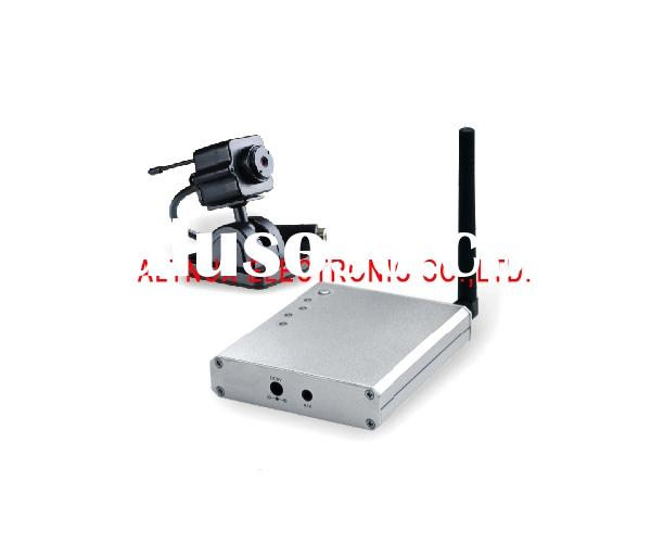 CMOS Wireless Camera Kits/Built-in Mic/CCTV Surveillance Security Camera R43