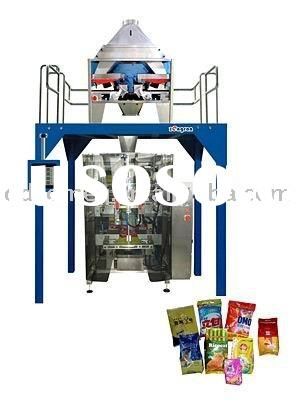 COMEQ-5000 Automatic Granule Packaging Machine for Rice, Bean