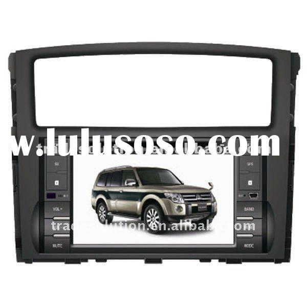 Car DVD Player with GPS Bluetooth Steering Wheel Control ipod for Mitsubishi Pajero V97 V93