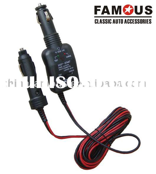 Car-Mounted Battery Charger (Jump Starter)