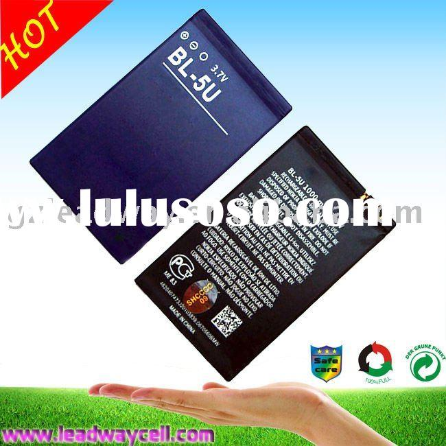 Cellphone battery for Nokia 3.7v lithium ion battery pack
