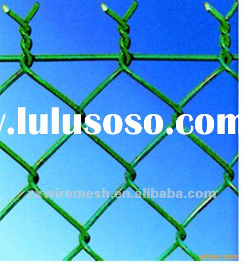 Chain link Wire Mesh fence(manufacturer)