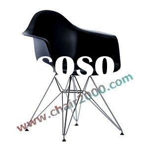 Charles Eames Style DAR Chair-China modern classic designer fiberglass furniture factory