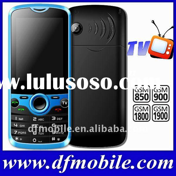 Cheap New Dual SIM TV Cellular Mobile Phone with Touch Screen X5