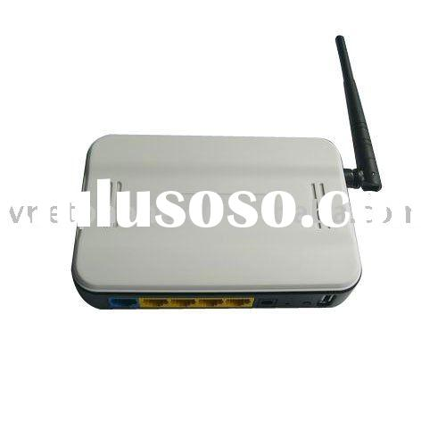 Cheapest wireless router support 3G USB modem card