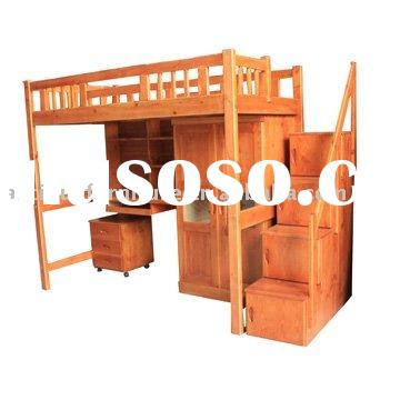 Children Bed Furniture,Cot,bedroom furniture,Pine wood furniture