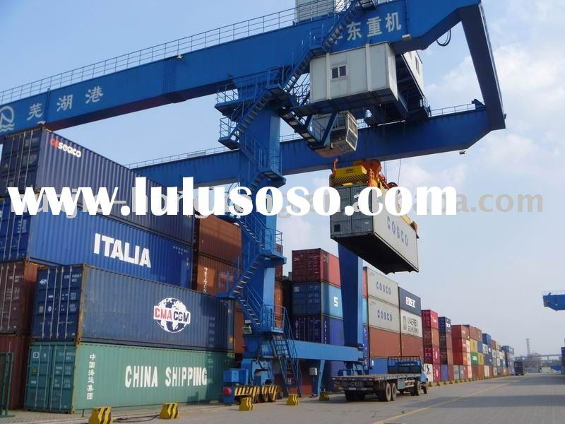 China logistics shipping container freight cost from shenzhen to a Cleveland OH, America