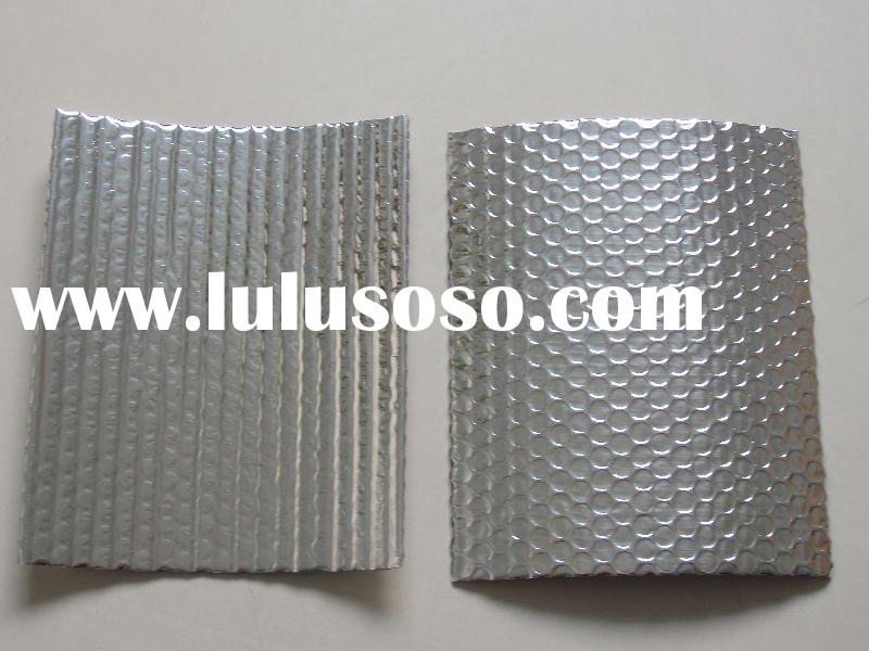 Chinese Thermal Insulation Material for pipe aluminum foam noise reduction material foil faced insul