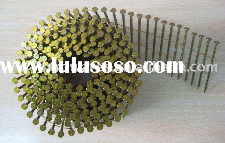 Common Wire Coil Nail
