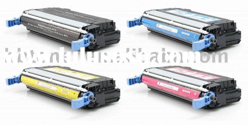 Compatible color Toner Cartridge for HP Q7573A