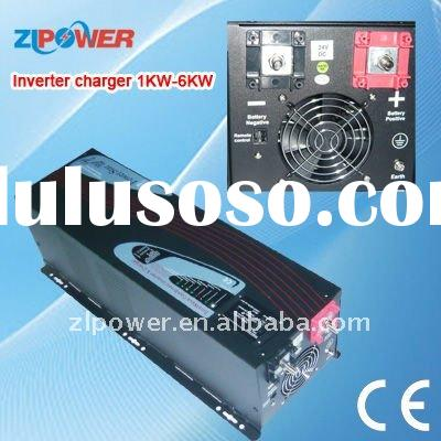DC AC Pure Sine Wave Power Inverter charger 12v/24/48vdc-110/220vac 1000W~6000W