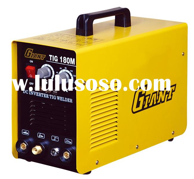DC inverter MMA/TIG pulse welding machine