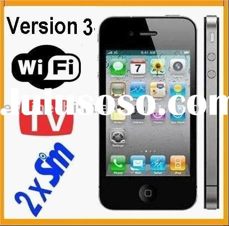DUAL SIM/wifi/FM/GSM/tv dual sim cell phones gsm cell phones unlocked