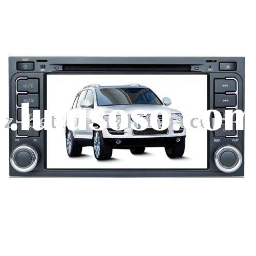 DVD player portable for VW Touareg with gps system