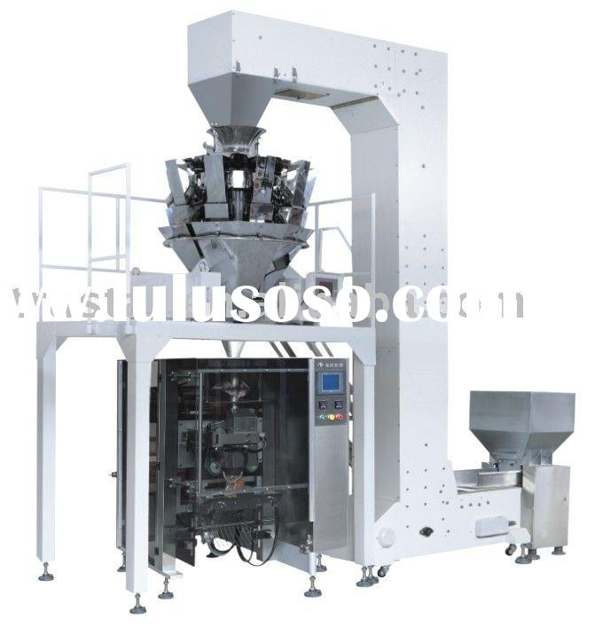 DXD-520 Automatic Chip Packing Machine(beans packing machine/nuts packing machine/dumpling packing m