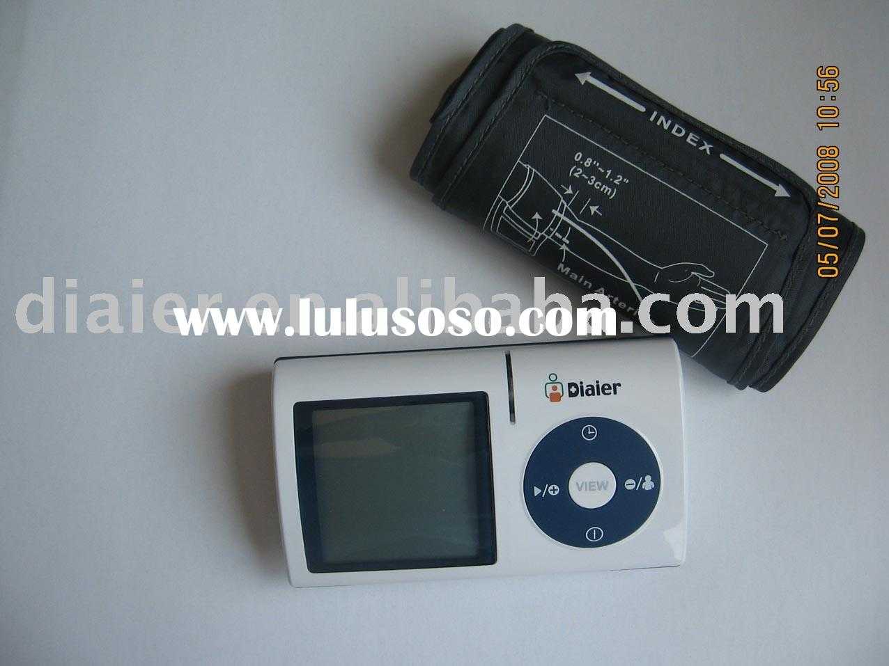 Digital Blood Pressure Monitor arm type CE ROHS FDA quality