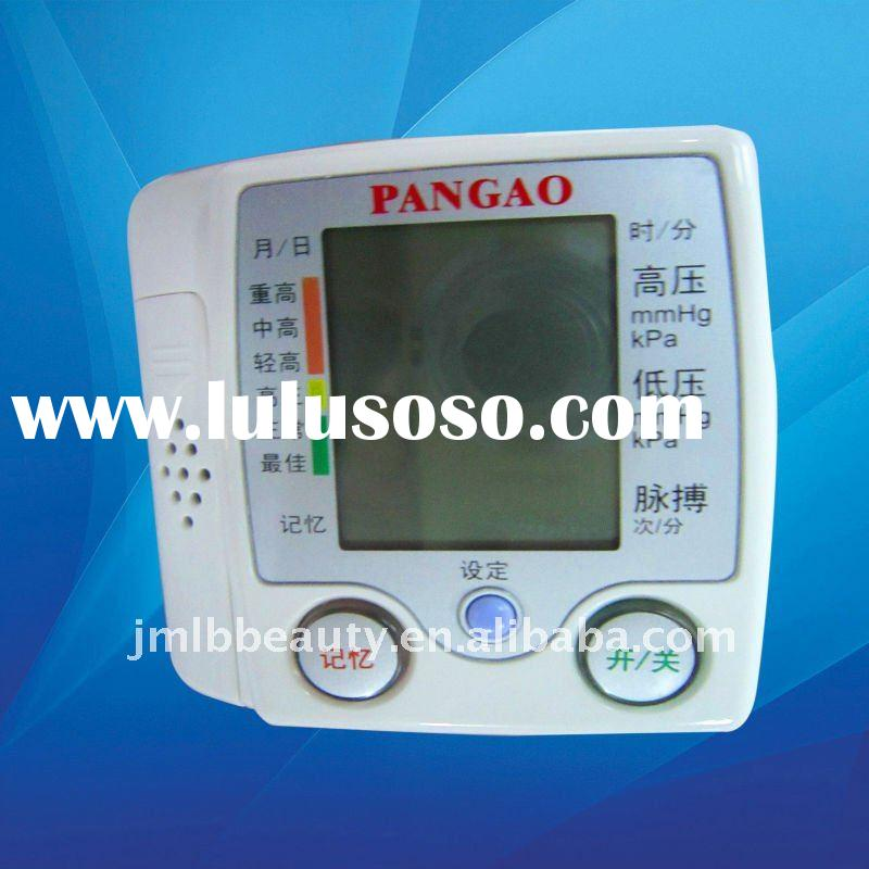 Digital Blood Pressure Monitor for Home Use