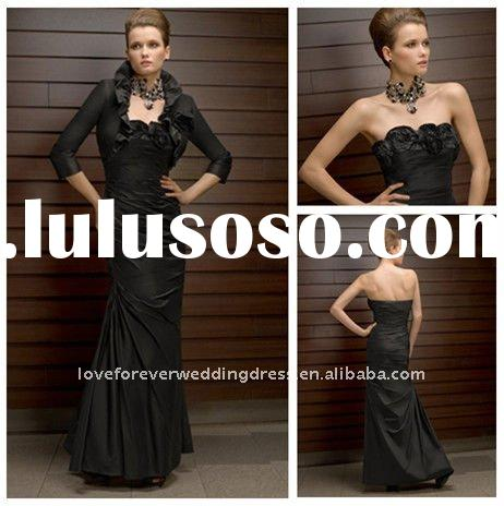 Discount Black Wedding Mother of the Bride Dress