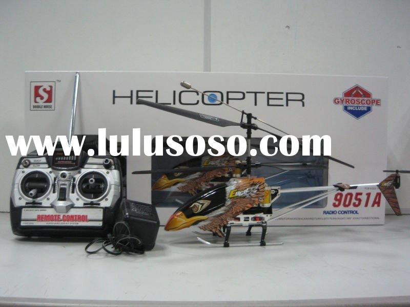 Double Horse Brand Radio Control helicopter 9051A