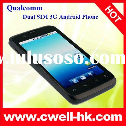 Dual Sim Android GPS Mobile Phone 3G