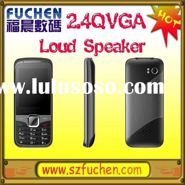 "Dual sim gsm mobile phone, 2.4"" display,GSM quad band, Java, loud speaker, Camera,CE certificat"