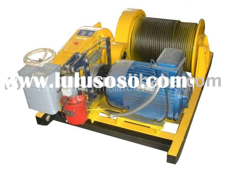 Electric Capstan winch,anchor windlass for marine