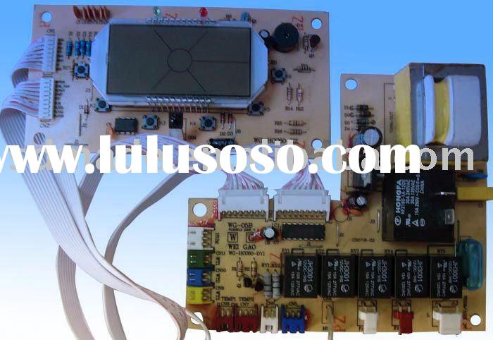 Electrical control panel for 3 in 1 Air conditioner