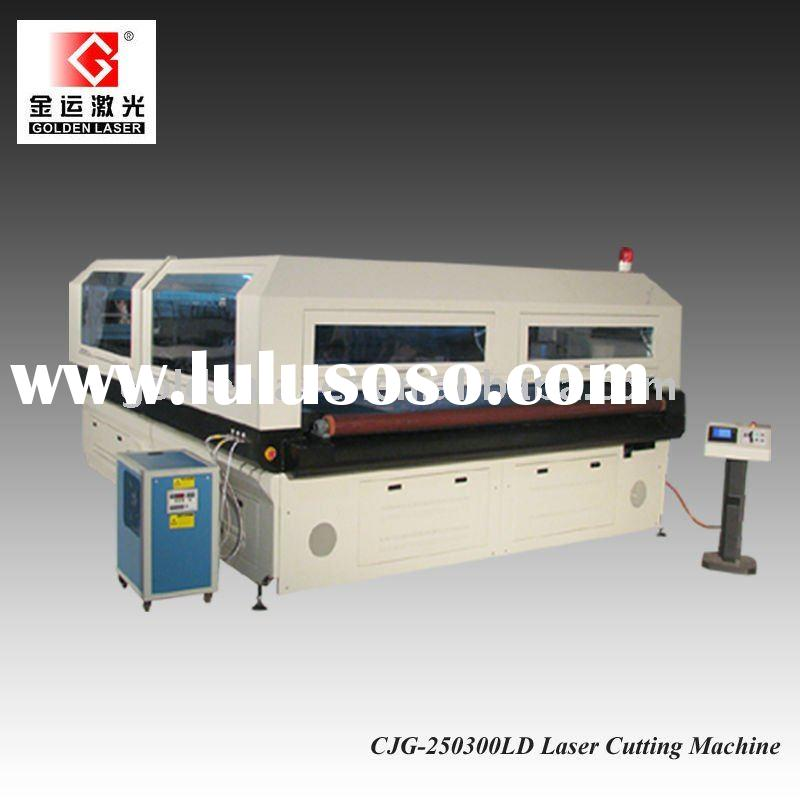 Fabric Laser Cutting Machine CJG-250300LD