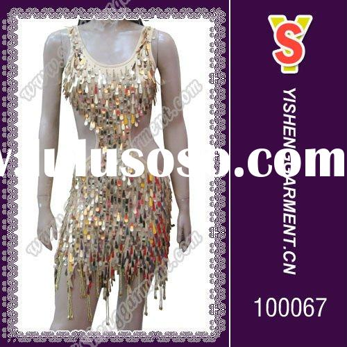 Fashion latin dress, dance dress, ballroom dress