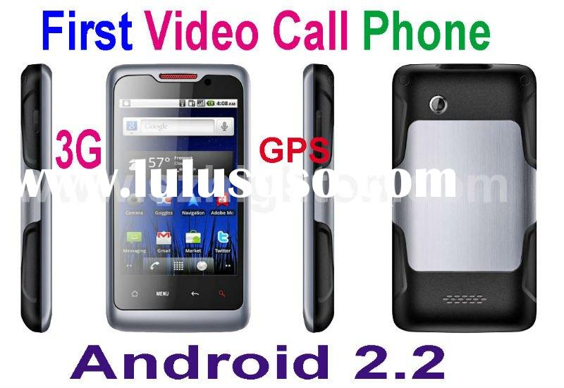 First 3.5 inch 3G Video Call Mobile Phone with Video Call