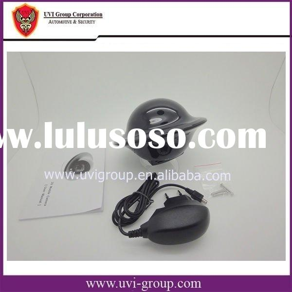 Flying Saucer Mould WCDMA ZTE MF68 wireless security camera with 2 way video call and alarm system/m