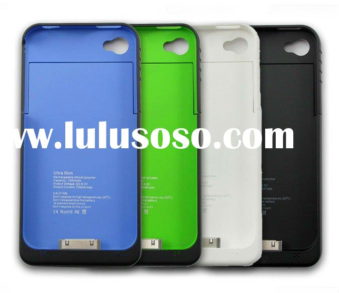 For Apple iPhone 4 1900mah battery cover