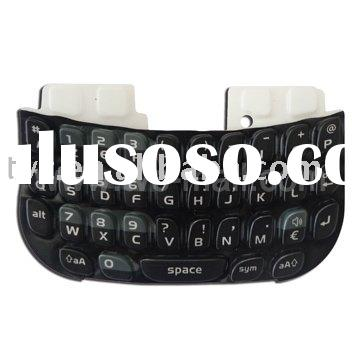 For BlackBerry Curve 8520 8530 OEM Azerty Keyboard Cover Keypad