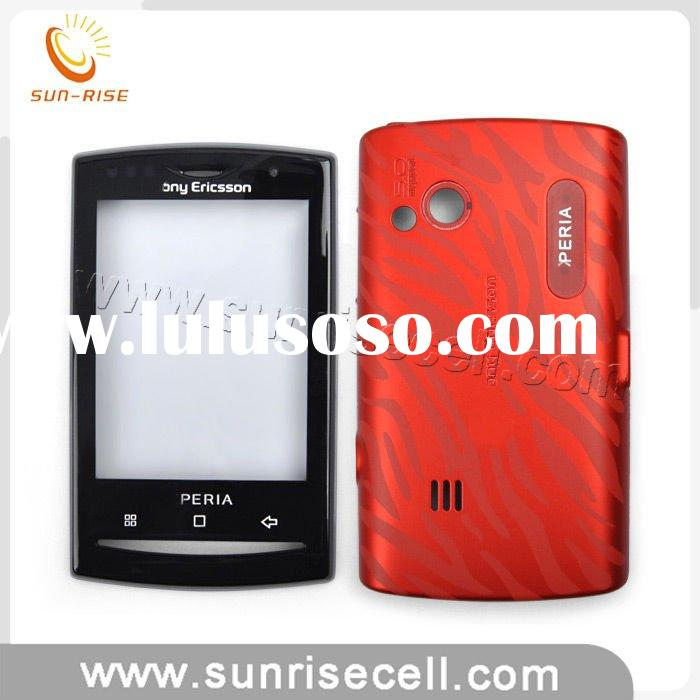 For Sony Ericsson cell phone housing x10 mini pro