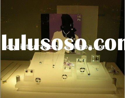 Frost Acrylic Jewellery Display Stand
