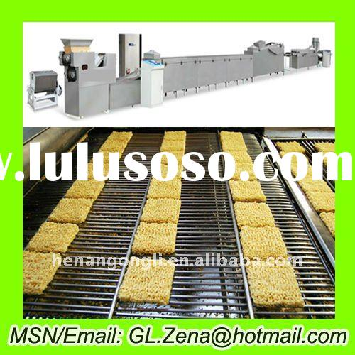 Full Automatic instant noodle making machine