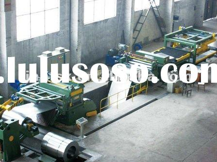 Fully automatic sheet metal shearing machine
