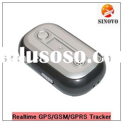 GTP100 the typical model of the combination of communication products and GPS Tracker.