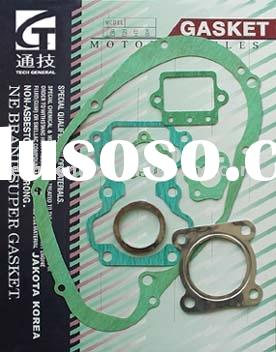Gasket kits for motorcycle AX100, motorcycle parts.rubber gasket,gasket sets
