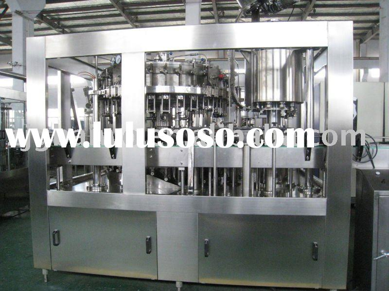 Glass Bottle 2-In-1 Beer Filling and Capping Machine