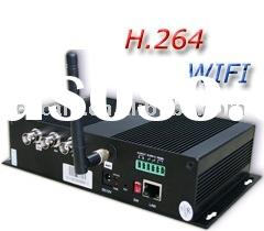 H.264 Wireless Network Video Server camera