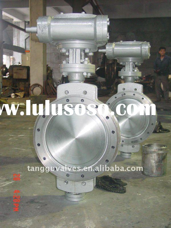 High Performance Stainless Steel Butterfly Valve
