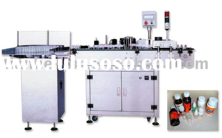 High Speed Servo Vertical Sticker Labeling Machine LM-300