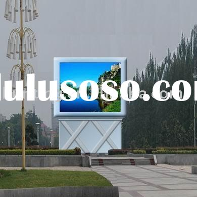 High definition advertising LED display Outdoor full color HX-P10 LED display Screen,super screen pa
