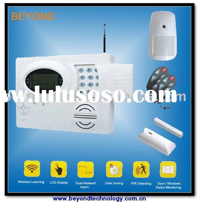 Home Burglar Alarm System with wireless doorbell
