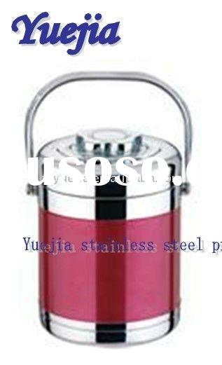 Hot Sale Large stainless steel double-layer food storage container