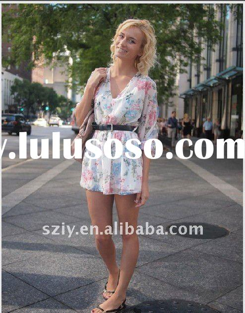 Hot sale women dresses new fashion 2011 brand