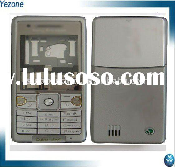 Hot sell mobile phone for sony ericsson c510 housing+accept paypal